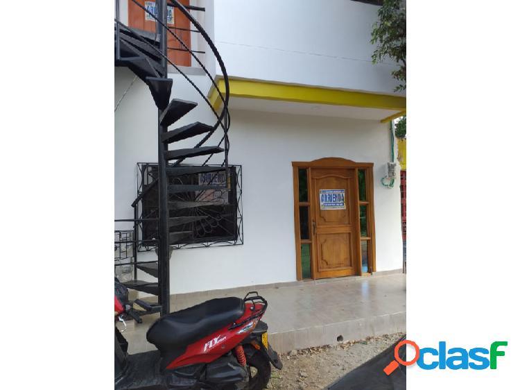Silva cuesta inmobiliaria arrienda apartaestudio en b/ minuto de dios