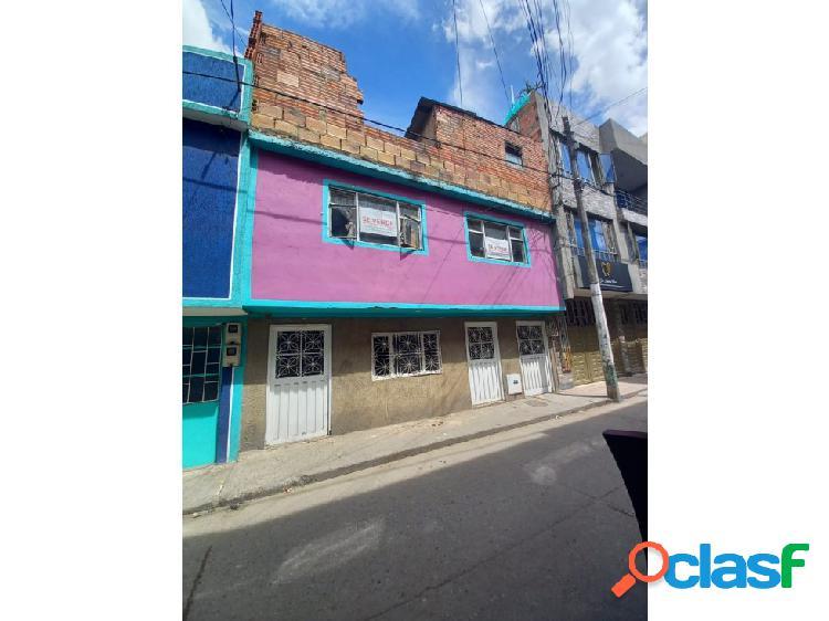 Rv307 se vende casa rentable barrio patio bonito