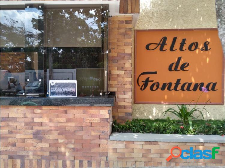 Vendo apartamento altos de fontana- bucaramanga
