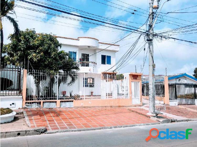 Casa duplex conjunto ciudad jardín barranquilla