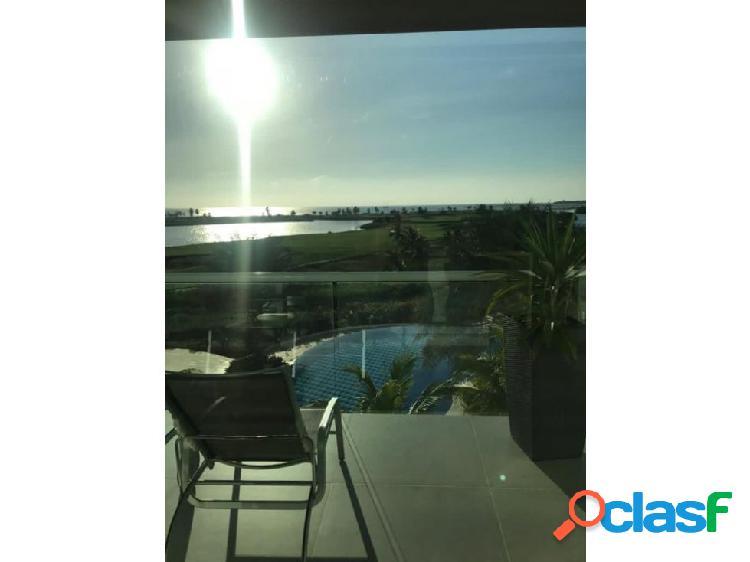 Apartamento karibana golf dos alcobas torre la mar cartagena