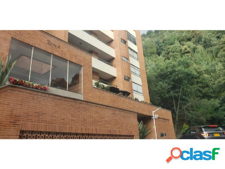 Venta apartamento 235mtrs exterior cerros del country