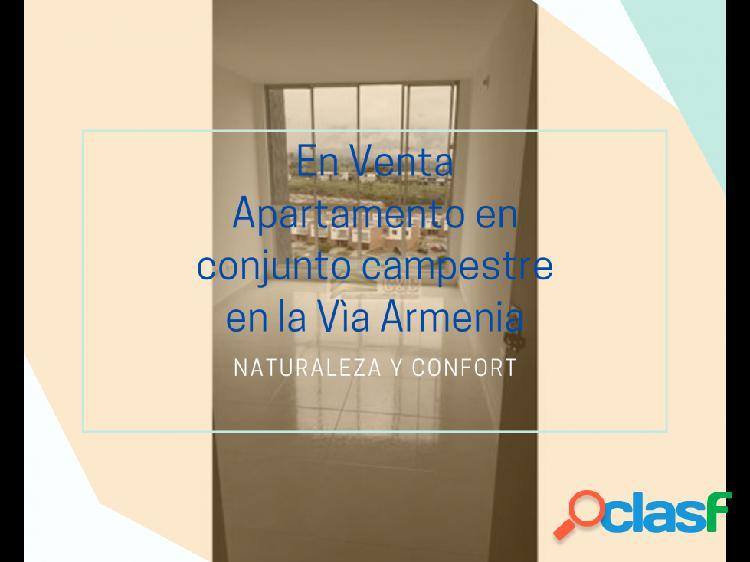 Apartamento a la venta parque residencial colombia 40-29