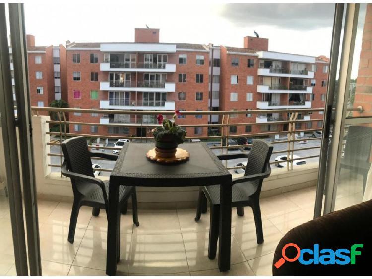 Vendo apartamento balcones de limonar 3152406884