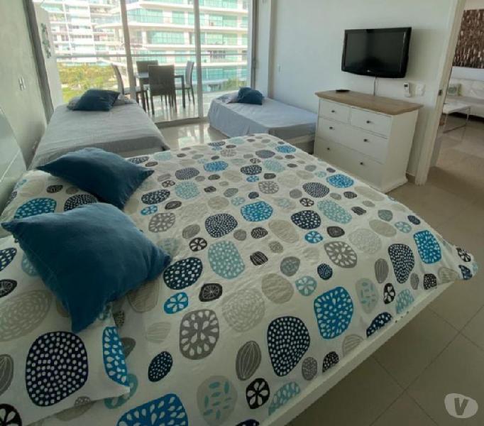 Alquiler apartamento vacacional cartagena