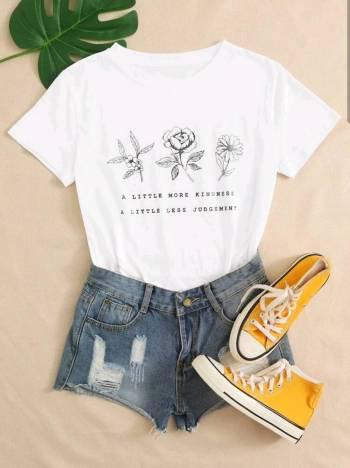 Camiseta blanca NUEVA