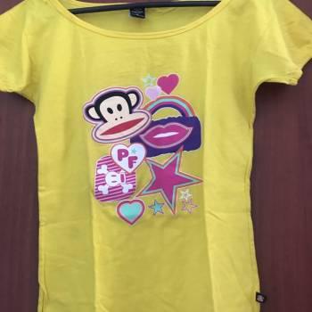 Camisa deportiva marca paul frank