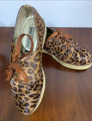 Zapatos bombonite animal print