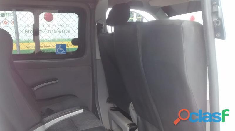 Vendo camioneta de servicio intermunicipal sin cupo volksvagen transporter t5 1