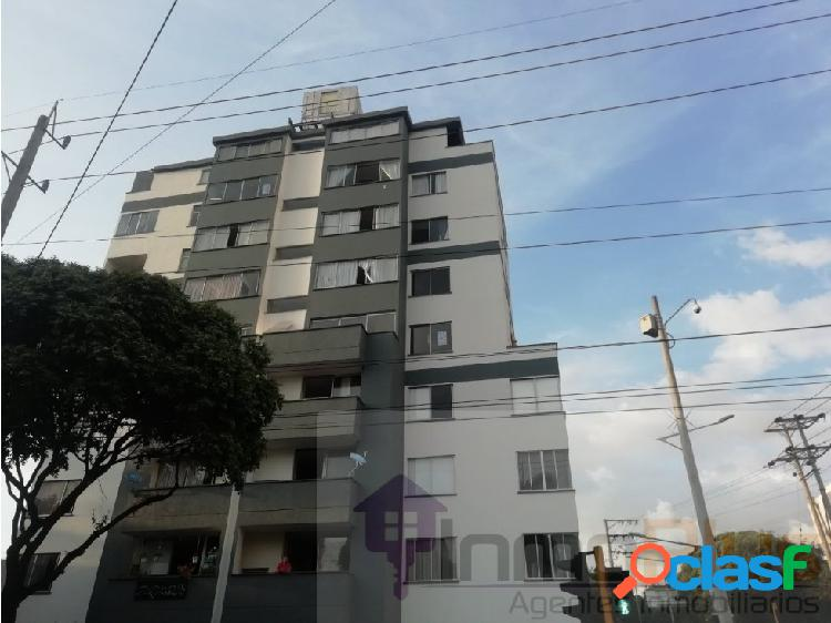 Arriendo apartamento en el edificio san marcos barrio la merced