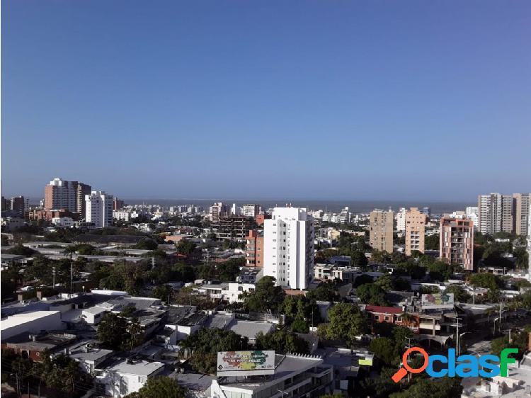 Arriendo Apartaestudio en Alto prado - Barranquilla 1