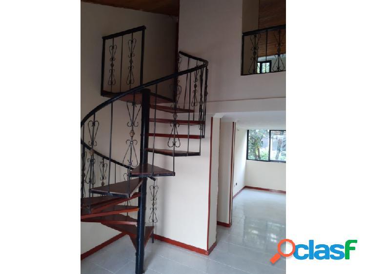 Venta de apartamento duplex en el refugio, sur de cali, 2456