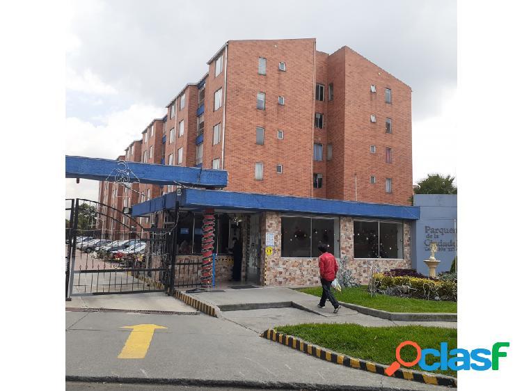 Arriendo apto conjunto residencial parques de ciudadela