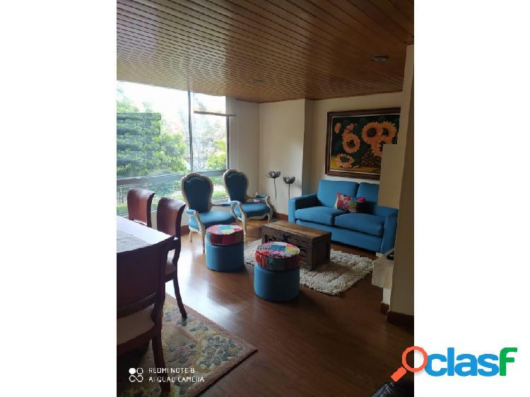 Se vende apartamento cedritos 104 m2