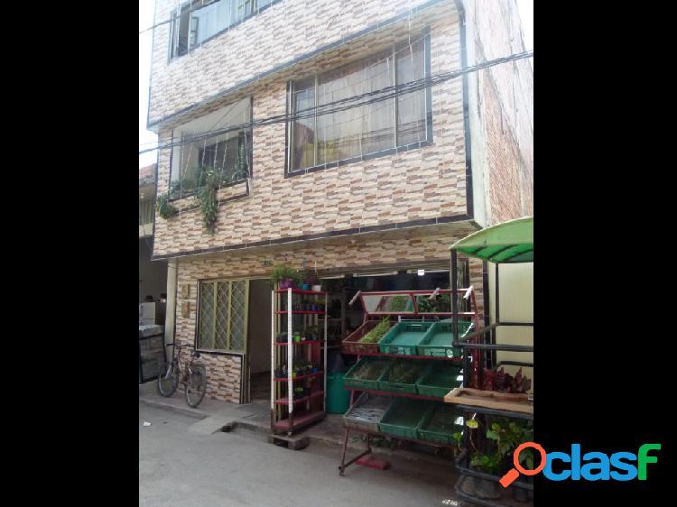 Rv309 se vende casa rentable barrio el amparo
