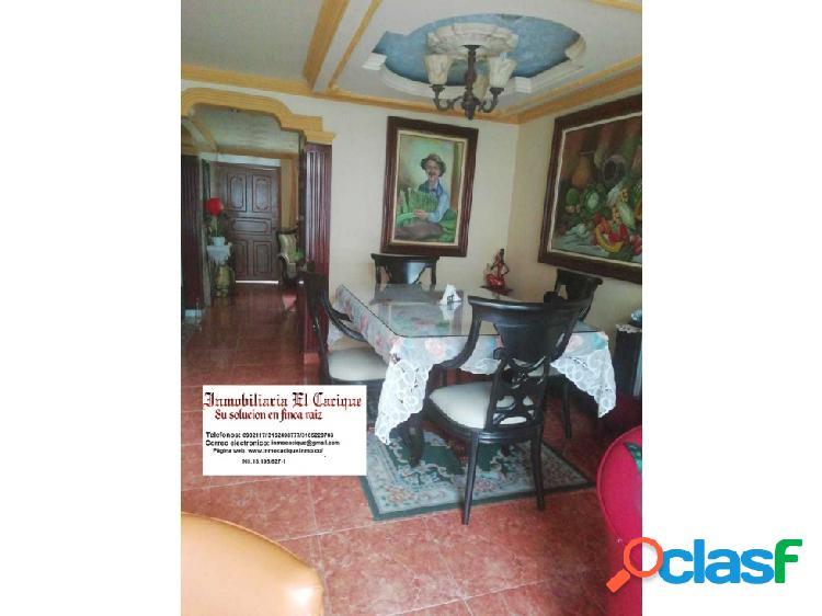 Casa en venta en ciudadela real de minas 182 m2- código (579)