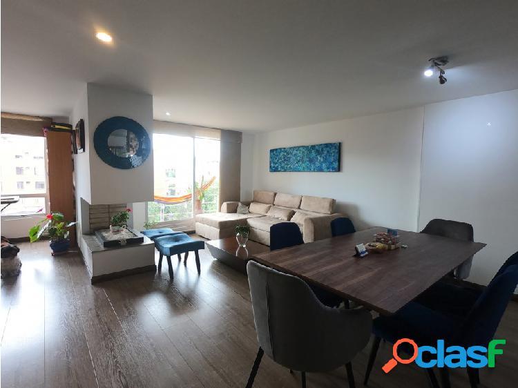 Apartamento duplex cedritos wok140