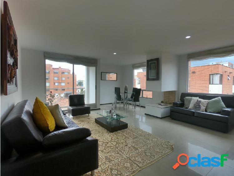 Apartamento esquinero duplex cedritos wok140