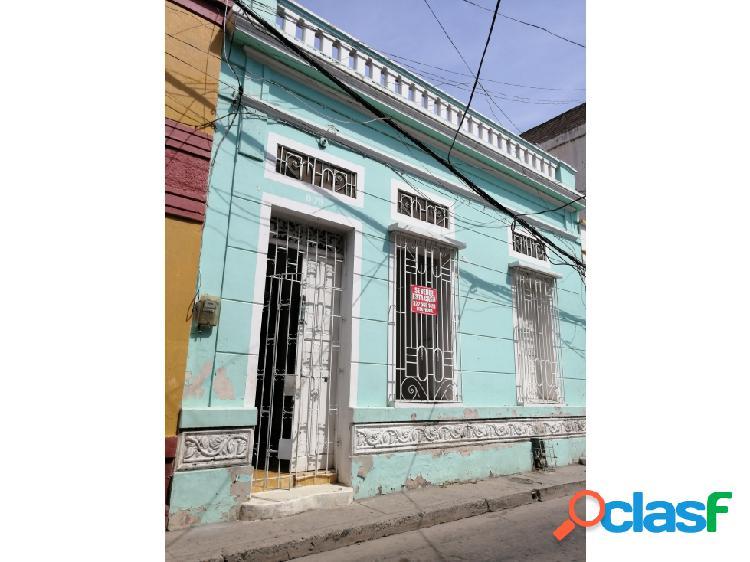 Casa en venta centro histórico santa marta