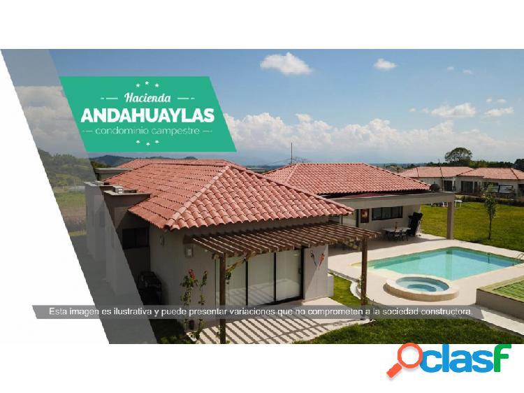 Lotes con casas hacienda andahuaylas condominiocampestre pereira, col