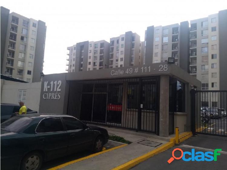 Apartamento en venta en bochalema sur cali (la)