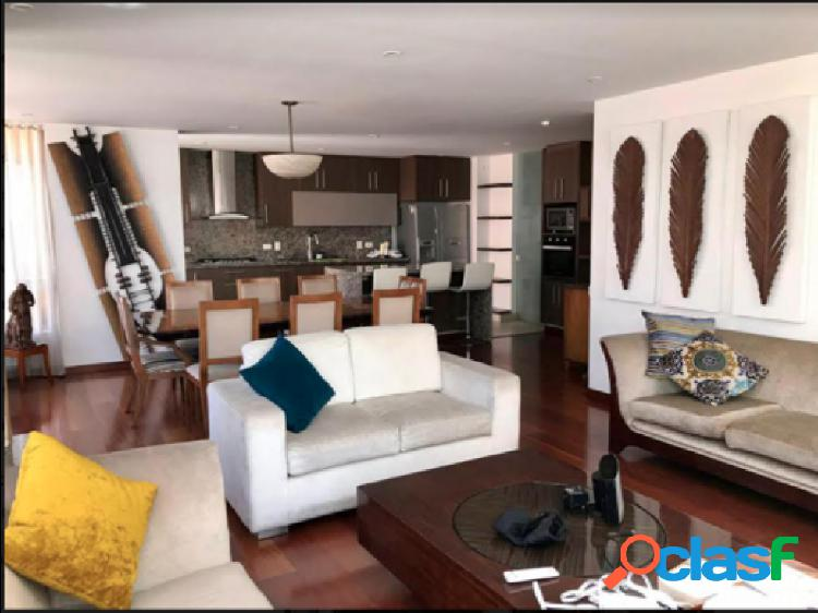 Apartamento en arriendo ubicado en santa barbara central
