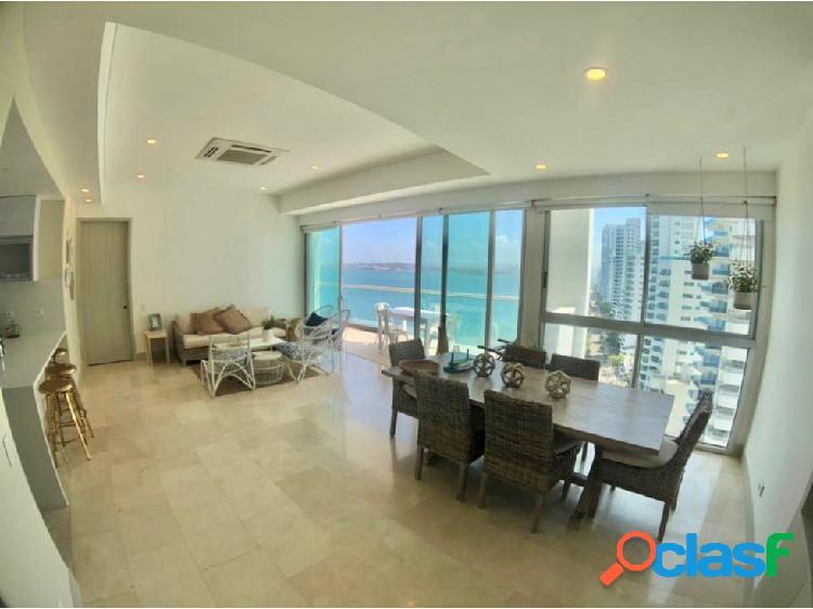 En Venta! Espectacular apartamento en Bocagrande!con vista a la bahía! 1