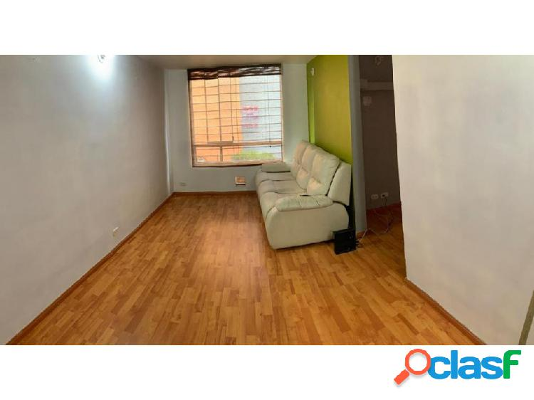 Venta apartamento 43 m2, 3 hab, 2 baños, san antonio norte bogota