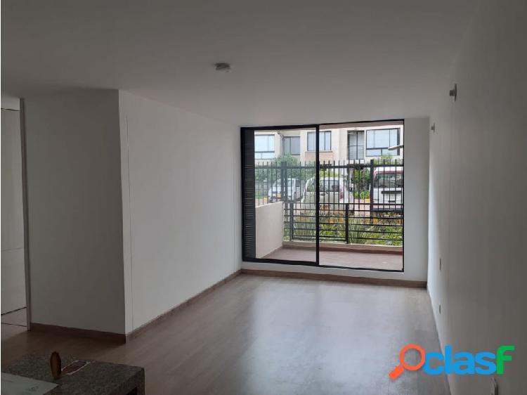 Inmobiliaria cronos arrienda apartamento en el rocio, cajica