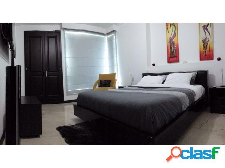 Alquiler apartamento amoblado en laureles medellin