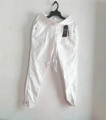 Pantalon luxotica blanco
