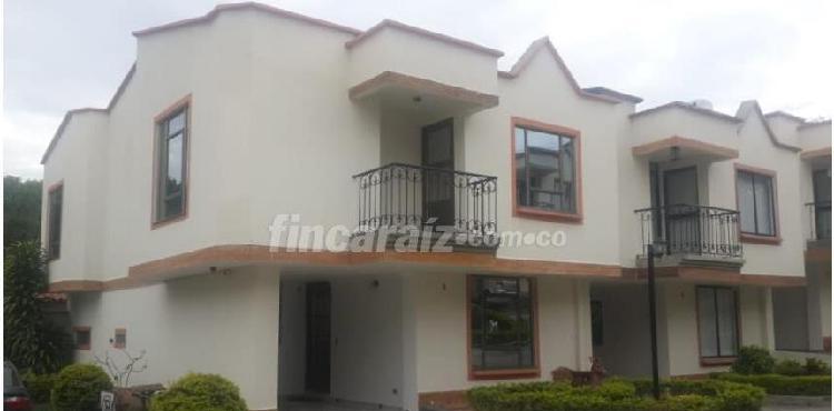 Casa en venta armenia conjunto residencial los cedros