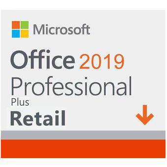 Office 2019 professional plus 1 pc retail