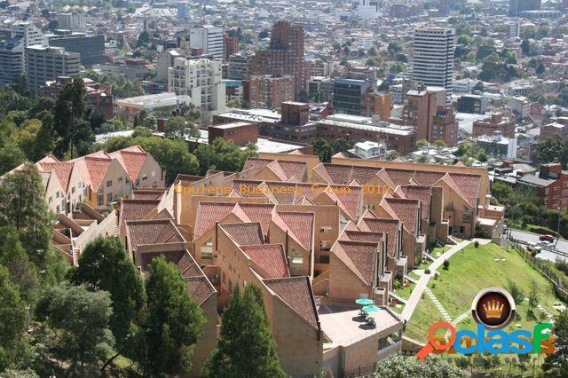 Ventas de casas en chapinero alto bogota j157