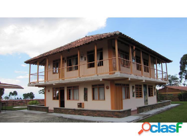 Finca hotel sobre la via filandia - quimbaya