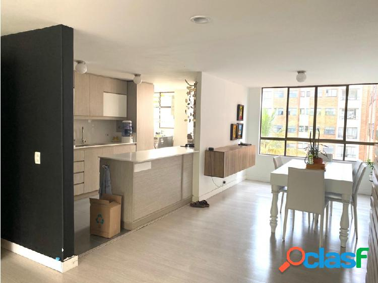 Hermoso apartamento ubicado en el poblado, sector vizcaya