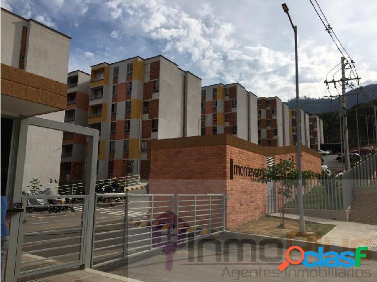 Arriendo apartamento en el conjunto monteverdi barrio carrizal