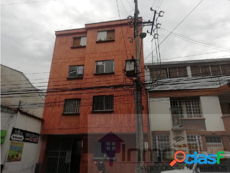 Arriendo apartamento en el barrio mejoras publicas