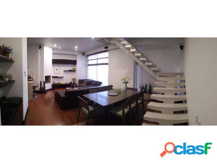 Apartamento duplex en venta en chicó norte iii bogotá