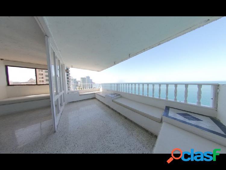Se arrienda apartamento con vista el mar en el Rodadero, Santa Marta 3