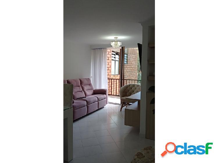 Vendo apartamento remodelado Belén Medellin