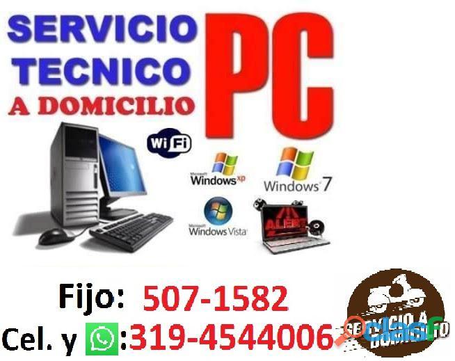 Reparacion computadores niquia quitasol tel:5071582 cel:3194544006