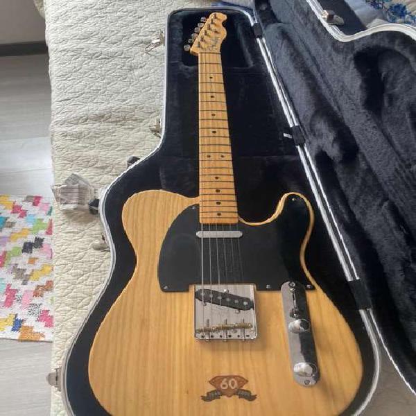 Fender Telecaster Americana: Coleccion 1/1000