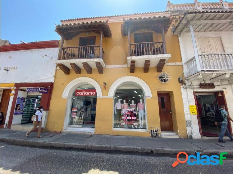 Se vende edificio en centro histórico de cartagena de indias