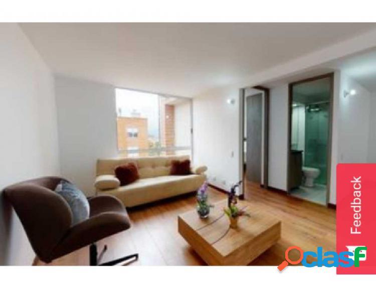 Apartamento en venta en pinos de lombardía, suba h.b