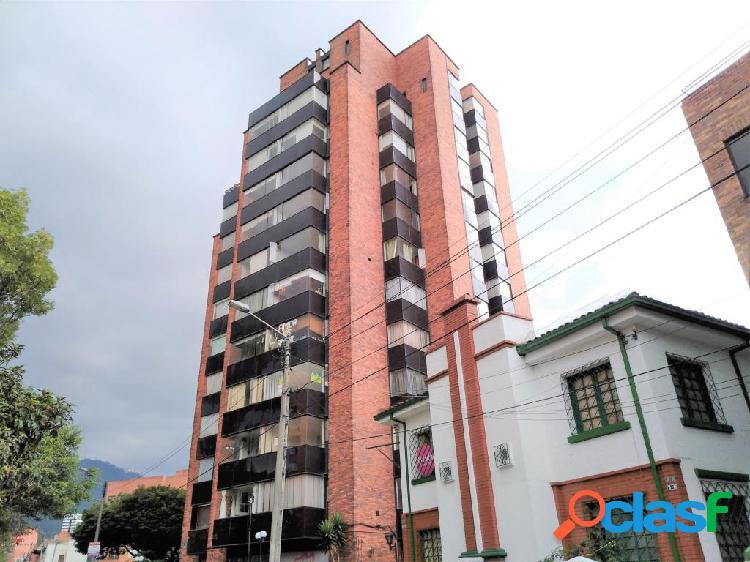 Apartamento en palermo(bogota) rah co: 21-1283