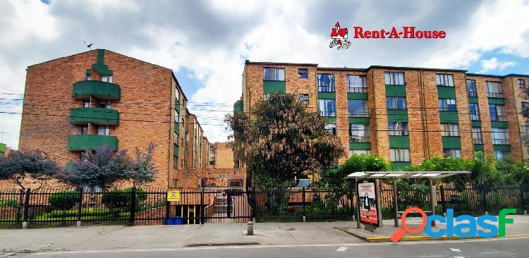 Apartamento en modelia(bogota) rah co: 21-849