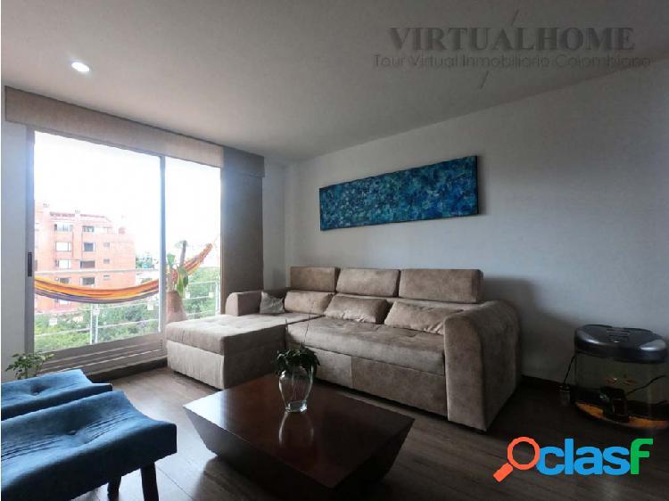 Apartamento venta duplex cedritos wok140