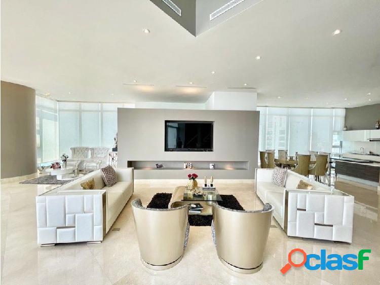 En VENTA!Epectacular apartamento triplex en Castillogrande! 2