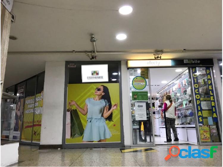 Arriendo local centro comercial galerías